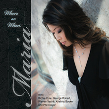 Maria Ho, Canadian Jazz Vocalist and Recording Artist  w/ Neil Bridge Trio @ Dazzle July 17th